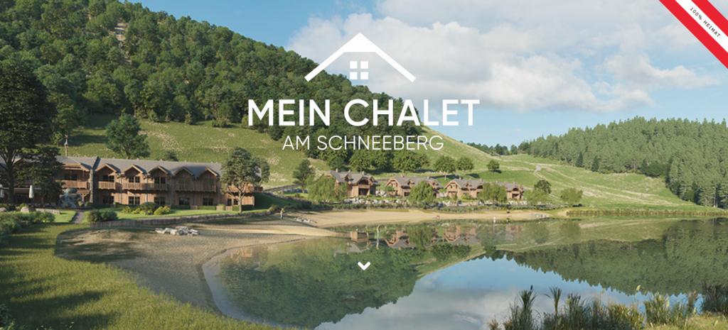 MEIN CHALET am Schneeberg